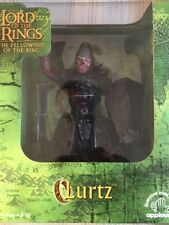 """New listing The Lord of the Rings Fellowship of the Ring Lurtz Figure Applause """"Mib"""""""