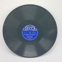 BING CROSBY The Moon of Manakoora / This is My Night to Dream DECCA NM