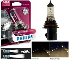 Philips VIsion Plus 60% 9007 HB5 65/55W One Bulb Head Light Plug Play Replace OE