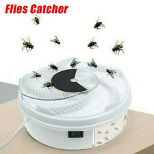 Fully Automatic Electric Fly Killer Bug Zapper Fly Catcher Insect Trap Rotation