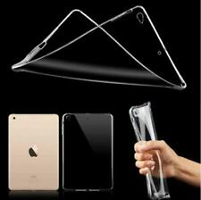 For iPad Mini 1 2 3 4 Case Shockproof Clear TPU Silicon Transparent Back Cover