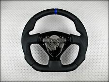 custom SUBARU Impreza WRX STi Flat Bottom Thick Thumbs Steering wheel