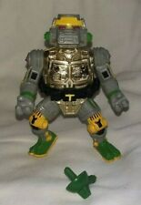 Playmates 1989 Teenage Mutant Ninja Turtles TMNT Metalhead Figure and Acces.