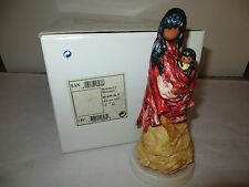 Madonna's Love 1997 Goebel Degrazia Ltd Ed Porcelain Figurine #10-449-19 - Mib