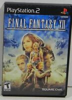 Final Fantasy XII (Playstation 2) - Game Only