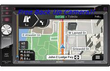 Cadillac CTS 2008-2014 Jensen VX7528 Navigation 6.2'' DVD/CD SXM Radio BT HDMI