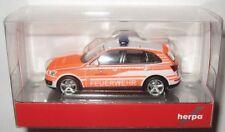 Herpa 092975 Audi Q5 Kommandowagen Feuerwehr Ransbach-Baumbach 1:87 HO