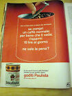 PUBBLICITA' ADVERTISING WERBUNG 1975 CAFFE' PAULISTA LAVAZZA (AM44)