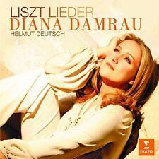 Diana Damrau - Liszt Lieder [CD]