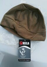 New British Army UKSF Keela Thermal Beanie Fleece Hat Field Green SAS Large / XL