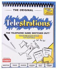 Funskool Telestrations Strategy & War Games Players 6 Age 8+