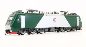 N27 'HO' GAUGE DJ30001-A CHINA RAILWAYS GREEN HXD3 ELECTRIC LOCOMOTIVE *NEW*