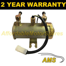 FOR LAND ROVER 90/110 12V ELECTRIC PETROL DIESEL FUEL PUMP FACET RED TOP STYLE