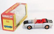 CORGI TOYS 343, Pontiac Firebird, Comme neuf Dans Box #ab1217