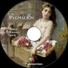 Pygmalion - MP3 CD audiobook in paper sleeve