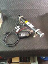 SIEMENS LGK 7770 HeNe Green Laser 543 nm LGK7770 w/ Power Supply
