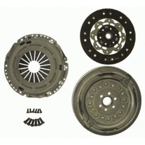 Sachs Dual Mass Flywheel DMF Kit with Clutch 2289 601 002 AUDI SEAT SKODA VW