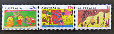 Australian Decimal Stamps:1994 International Year of the Family-Set of 3 MNH