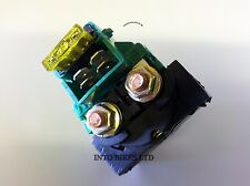 Starter Motor Relay Solenoid For Honda XBR 500 Cast wheel PC15 1985