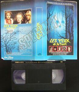 K7 VHS / LES YEUX DE LA FORET / JOHN HOUGH / WALT DISNEY