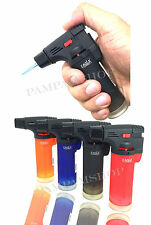 2 Pack Comb Eagle Jet Torch Adjustable Flame Windproof Butane Refillable Lighter