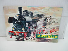 Märklin Catalogo 1967/68 vedi foto b8482