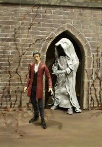Doctor Who  custom made Heaven Sent  Diorama set.