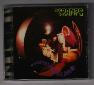 CD THE CRAMPS PSYCHEDELIC JUNGLE