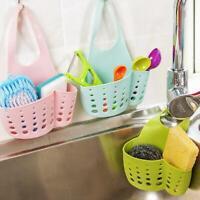 Kitchen Organiser Sink Hanging Caddy Storage Basket Dish Cleaning Sponge Holder