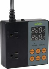 BN-LINK Digital Heating and Cooling Professional Thermostat Controller for Seed