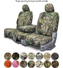 Custom Fit Camo Seat Covers for Cars, Trucks, and SUVs - Realtree & True Timber