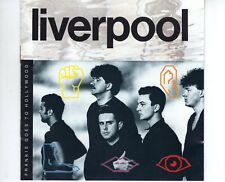 CD FRANKIE GOES TO HOLLYWOOD	liverpool	GERMAN EX	 ( A2502)