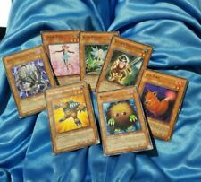 Yu Gi Oh Card Lot 1st Edition Ed Yugioh Grand Mole Kuriboh Tutu Fox Fire Alien +