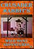 Crusader Rabbit's Wild West Adventures DVD [Rocky & Bullwinkle creators] cartoon