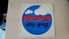 People – Easy Going ( incl ois ) lp