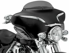 Kuryakyn 8695 Chrome Bat Lashes Harley Touring Dressers 1996-2013