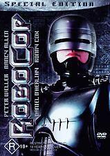 ROBOCOP - BRAND NEW & SEALED R4 DVD (PETER WELLER, NANCY ALLEN) SPECIAL EDITION