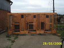 MULTIPLE DOG KENNEL AND RUNS