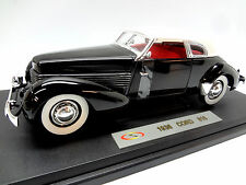1936 Cord 810 Phaeton 1:18th scale diecast Signature Models E.L 1937 812 Model