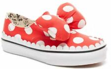 VANS X Disney Authentic Gore Bow Minnie Mouse Shoes VN0A346TUJ3 Girls Kids 2.5
