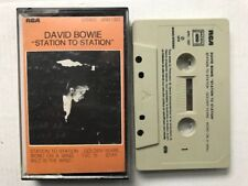 David Bowie ‎– Station To Station TAPE c21