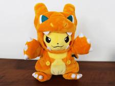 Pokemon Center Original Plush Doll Pikachu Charizard Mania Toy Gift