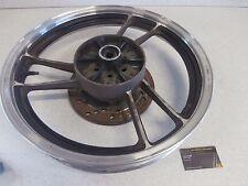 86 SUZUKI GS 550 GS550EF Gs550 gsx550ef Genuine Rear 18x2.15 Rim Wheel Straight