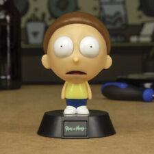 Morty Icons Light - Brand New & Sealed - Rick & Morty Night Light Lamp