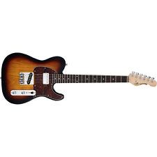 G&L Tribute ASAT Classic Bluesboy Electric Guitar Rosewood Board 3-Tone Sunburst