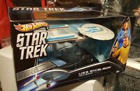 Hot Wheels Star Trek U.S.S EXCELSIOR NCC-2000 NEW
