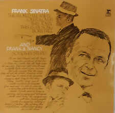 "Frank Sinatra The World We Knew reissue LP vinyl 12"" 33rpm rare record (nm)"