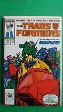 Marvel Comics: The Transformers Vol. 1, Nos. 29-30