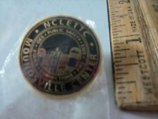 Rare NCLETTC Moundsville Center Public Safety Lapel Pin - New in Plastic