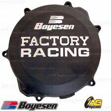 Boyesen Factory Racing Black Clutch Cover For Yamaha YZ 250X 2018